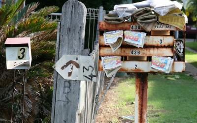 Heb je last van een uitpuilende mailbox!