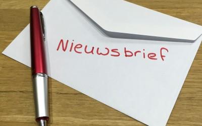 Waarom zou je beginnen aan een nieuwsbrief?