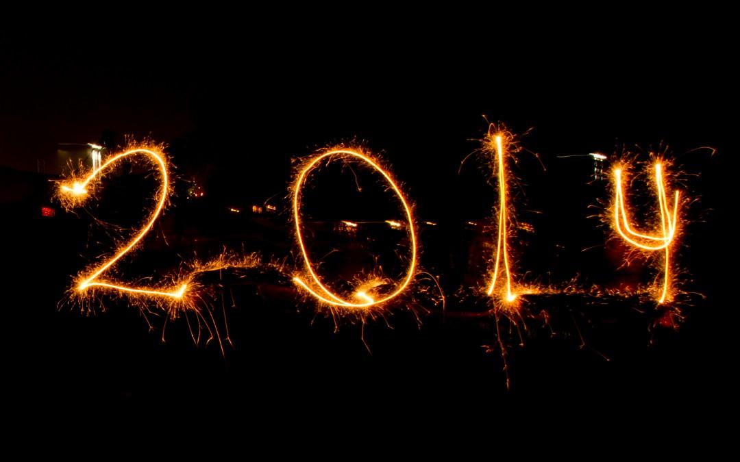 Mijn voornemens voor 2014!